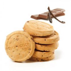 GALLETAS CRUJIENTES DE CHOCOLATE CON LECHE