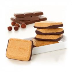 Galletas de Avellanas con Chocolate