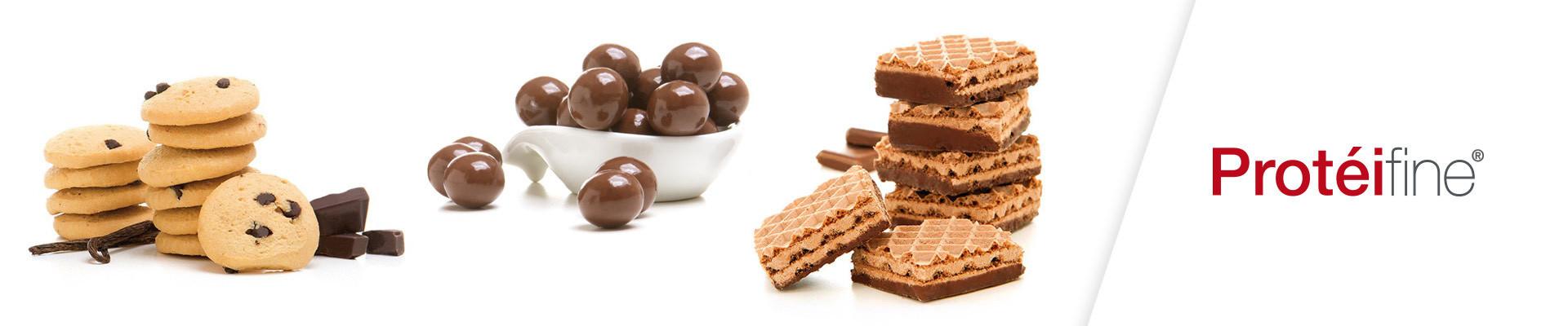 Snacks Sucrées Protéifine