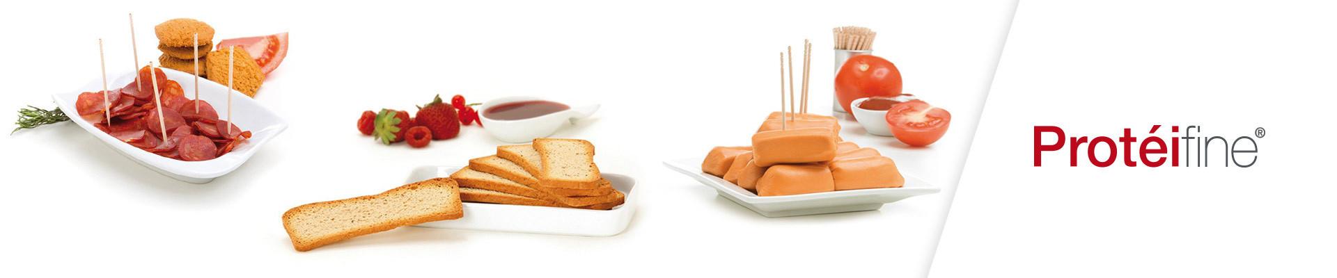 Snacks Salées Protéifine